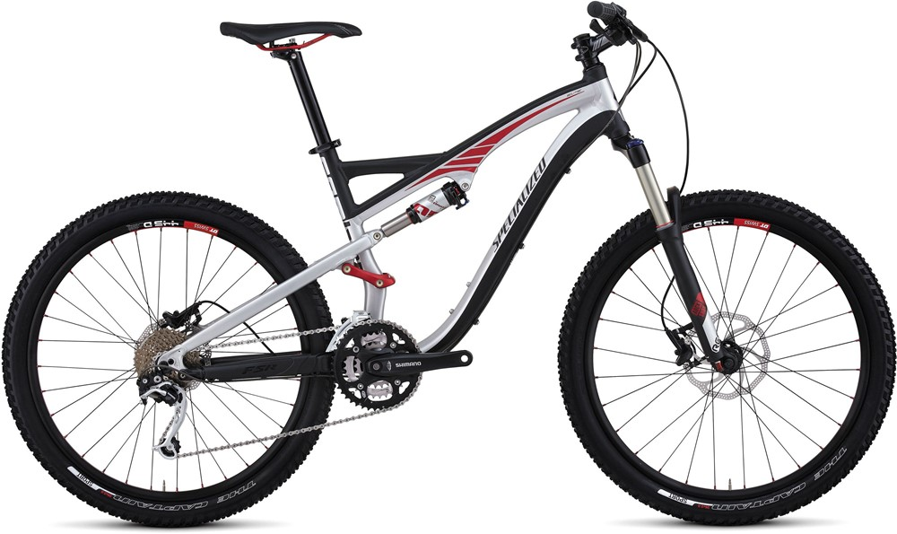 2012 Specialized Camber Elite