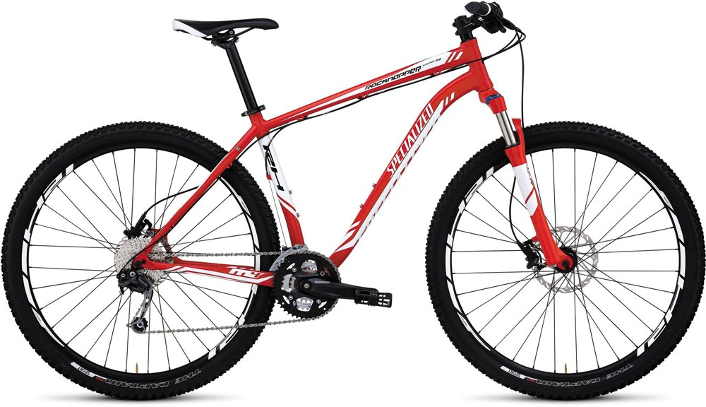 2012 Specialized Rockhopper Comp 29 Bicycle Details