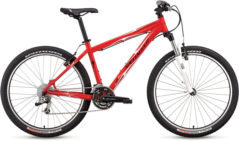 2009 Specialized Rockhopper Bicycle Details