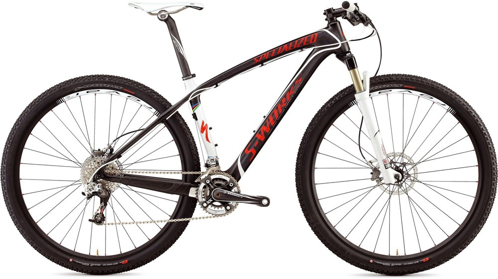 2010 Specialized S-Works Stumpjumper Carbon 29er - Bicycle Details ...