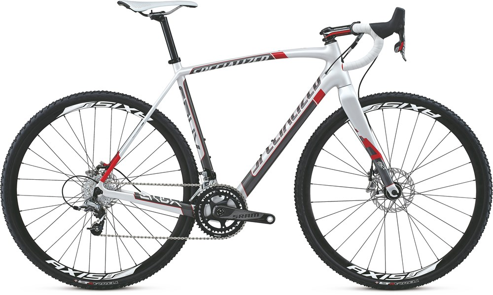 2014 Specialized CruX Expert Carbon Red Disc - Bicycle