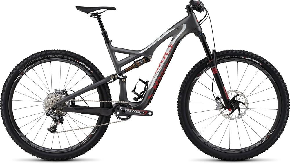2015 Specialized Stumpjumper FSR Carbon 29 - Bicycle Details