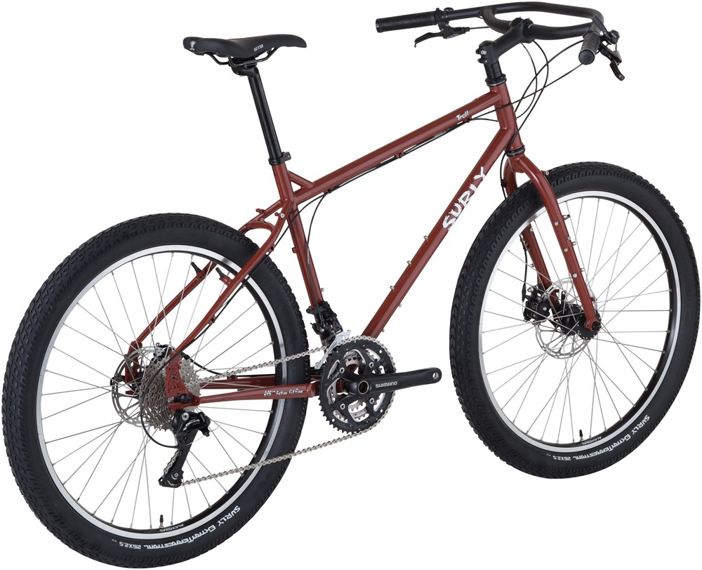 2017 Surly Troll - Bicycle Details - BicycleBlueBook.com