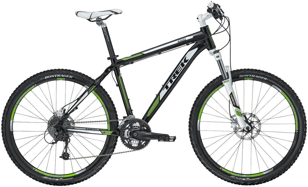 2012 trek 4500 disc bicycle details. Black Bedroom Furniture Sets. Home Design Ideas