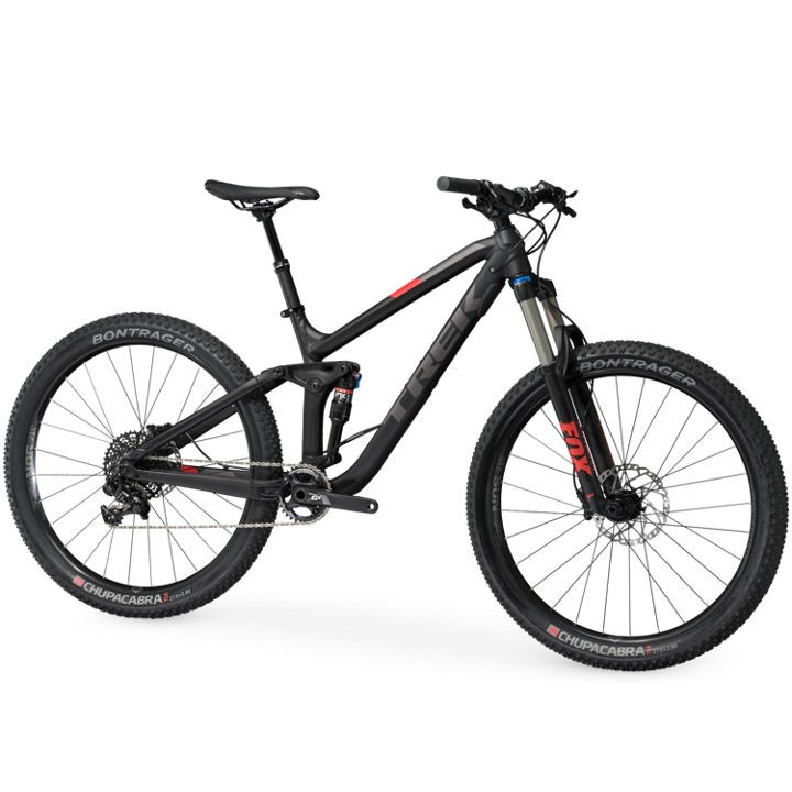 2017 Trek Fuel Ex 8 27 5 Plus