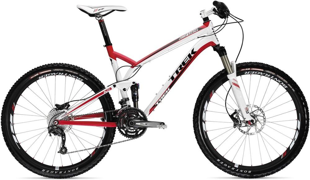 2010 Trek Top Fuel 8 - Bicycle Details - BicycleBlueBook.com