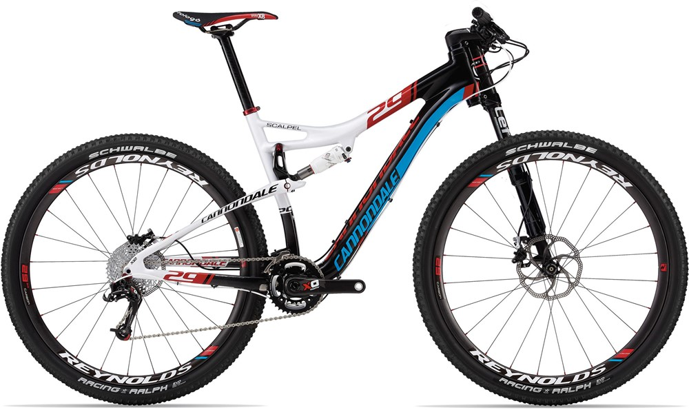 a545f3fa116 2013 Cannondale Scalpel 29'er Carbon 1 - Bicycle Details ...